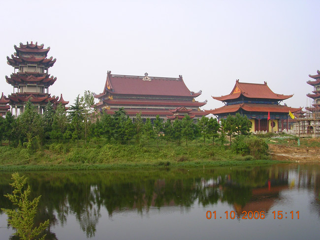 文化河南壮美中原 之 汝南南海禅寺